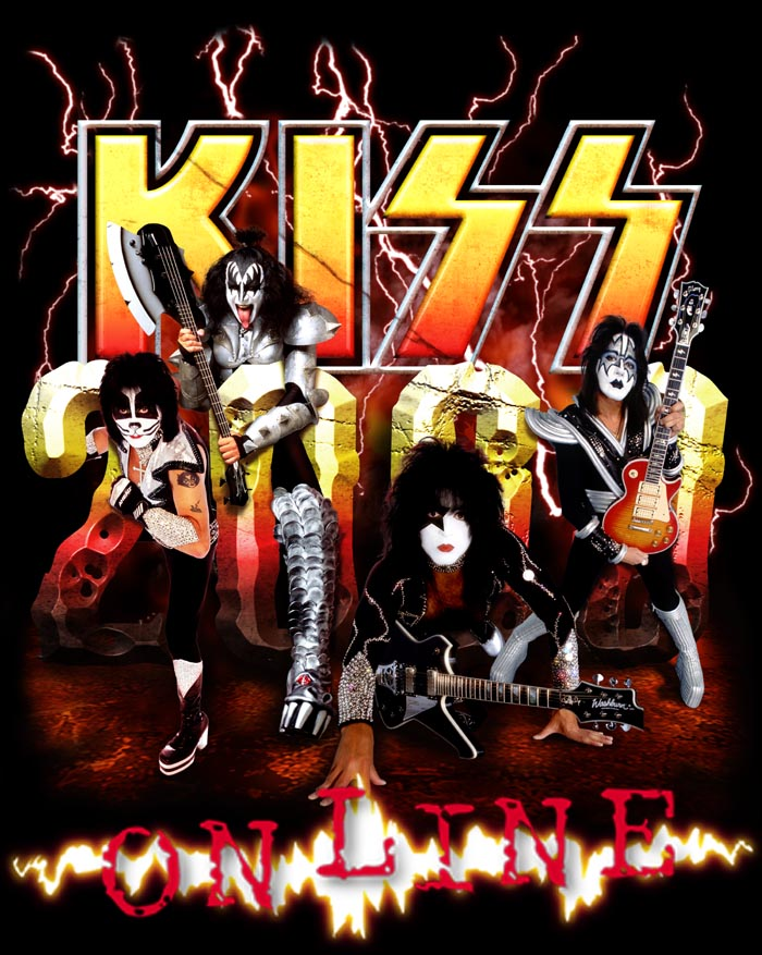 You Wanted The Best...You Got the Best...The Hottest Band In the World.....KISS.....